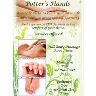 Potter's Hands Home Services
