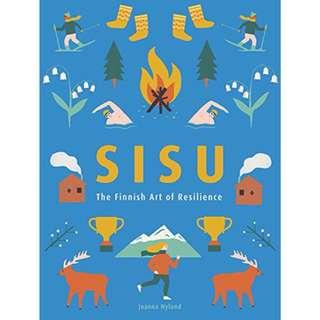 [Pre-Order] Sisu: The Finnish Art of Courage - Joanna Nylund