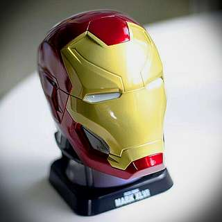 (全新) Iron man. Mark 46 藍芽 喇叭