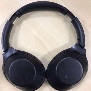 Sony MDR 1000X