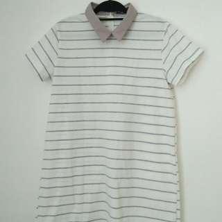 Something Borrowed T-Shirt Dress