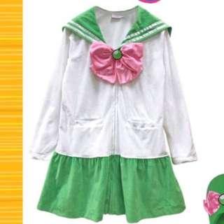 美少女戰士 Sailor Jupiter 木星 外套