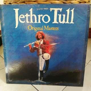 JETHRO TULL ORIGINAL MASTER VG