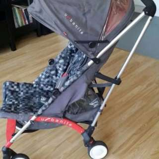 Preloved Stroller Mothercare Urbanite