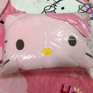 BN Super soft Hello Kitty cushion