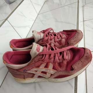 Sneakers Asics Gel lyte V not adidas nike