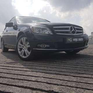 Mercedes-Benz C180 Saloon Auto CGI