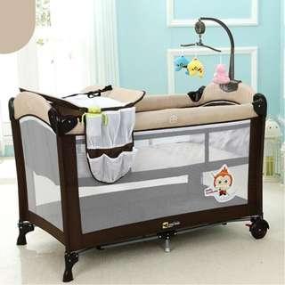 Baby Playpen / Bed