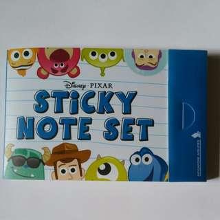 Disney sticky note set