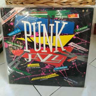 PUNK JAZZ ALL ORIGINAL SELECTION VG