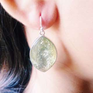B.iconic Dangling Earrings From USA