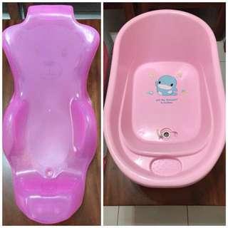 🍼Baby Bath Tub // Baby Bath Bed