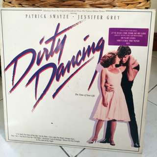 OST DIRTY DANCING ORIGINAL SOUNDTRACK VG