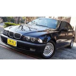BMW 5 SERIES 523i 2000
