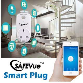 SAFEVue SP1 Wireless App Controlled Smart Plug