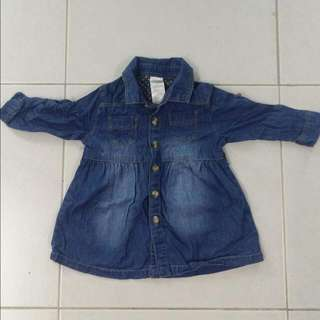 Girl Blouse Jeans