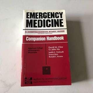 Emergency Medicine Companion Handbook