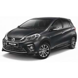 2018 Perodua Myvi Advance 1.5 (A) Terlajak Laris