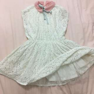 Girl lace dress