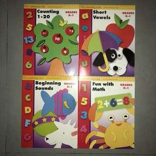 Preschool Workbook - Various