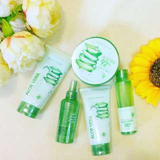 🌿 Nature Republic Aloe FIVE 🌱