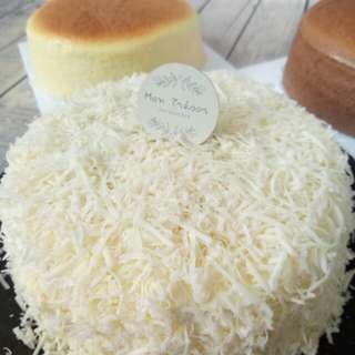 Mon Trésor Snowy Cheese Cake