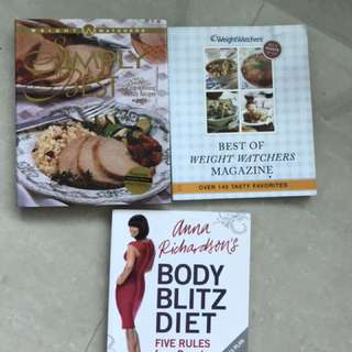 Healthy Eating Recipe Books