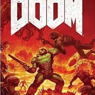 Doom 毀滅戰士 for Nintendo Switch NSW-0184