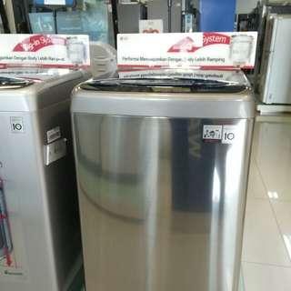 Kredit mesin cuci LG  1 tabung dp 0%