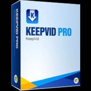 KeepVid Pro (Win/Mac)