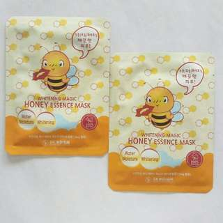 Honey Whitening Sheet Mask