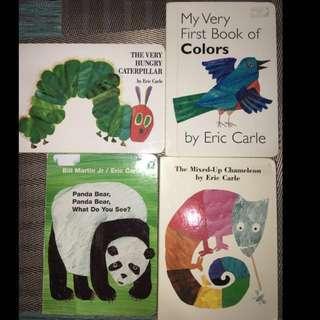 Eric Carle Board Books