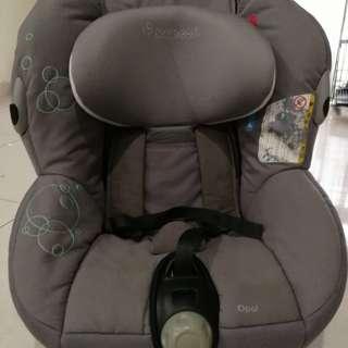 Maxy cosy Opal baby car seat