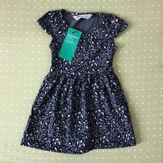 Dress H&M leopards prints