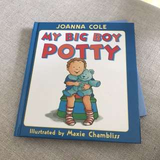Potty Training Books for Boys