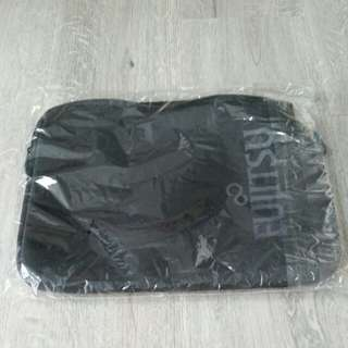 Fujitsu soft laptop sleeve. Fits 14.1 laptop