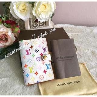 Louis Vuitton Multicolore Carnet de Bal Mini Address Book