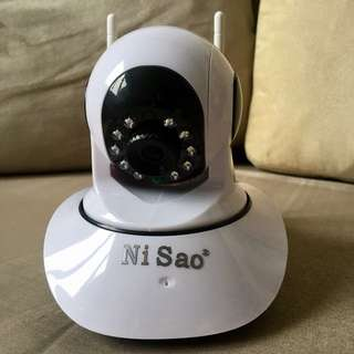 全新Wifi IP Cam 720p 室內監控