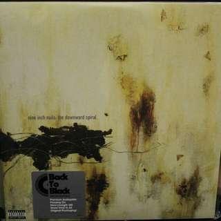 Nine Inch Nails Vinyl Record