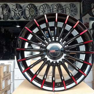Velg racing HSR ring 16 hole 5x114