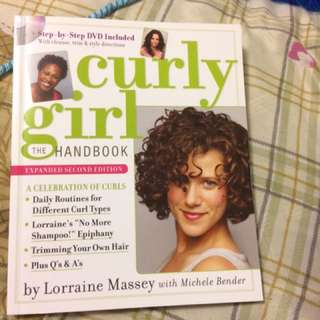 Lorraine Massey Curly Girl Handbook