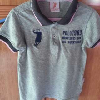 Polo Shirt original (1-2y)