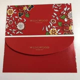 🚚 售WEDG WOOD 各系列紅包袋 每個40全新 喜歡的姐妹可以詢問 謝謝
