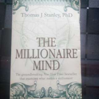 Millionaires mind