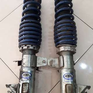 Adjustable wira & 4G91 parts