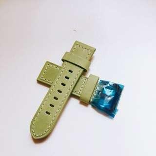 Panerai 沛納海適用 錶帶 綠