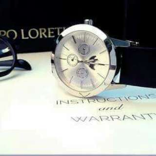 FILIPPO LORETI WATCH ORIGINAL