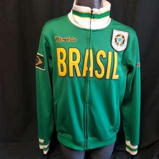Brasil World Cup Vintage Jacket XS