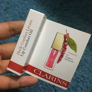 Lip Comfort Oil (organic)