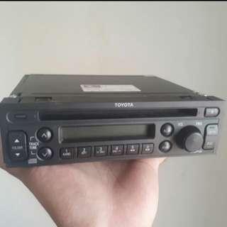 Tape Avanza Fujitsu Ten Original